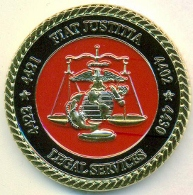 6397 BACK USMC JUDGE ADVOCATE DIVISION (193x195)